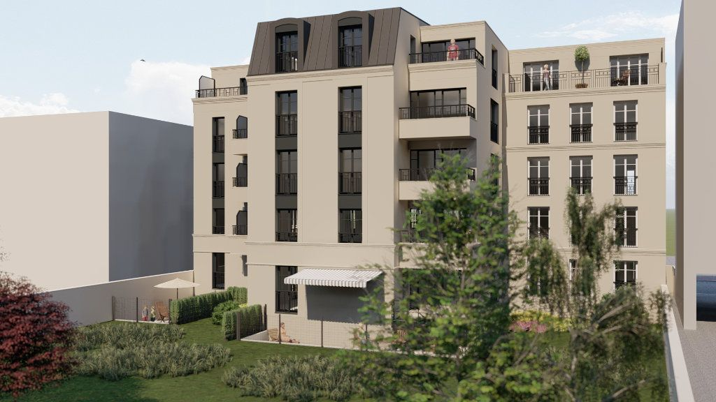 Appartement à vendre 3 77.18m2 à La Varenne - Saint-Maur-des-Fossés vignette-2