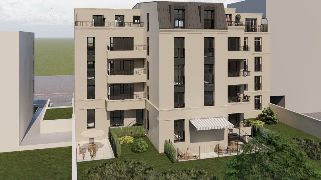 Appartement à vendre 4 112.98m2 à La Varenne - Saint-Maur-des-Fossés vignette-3