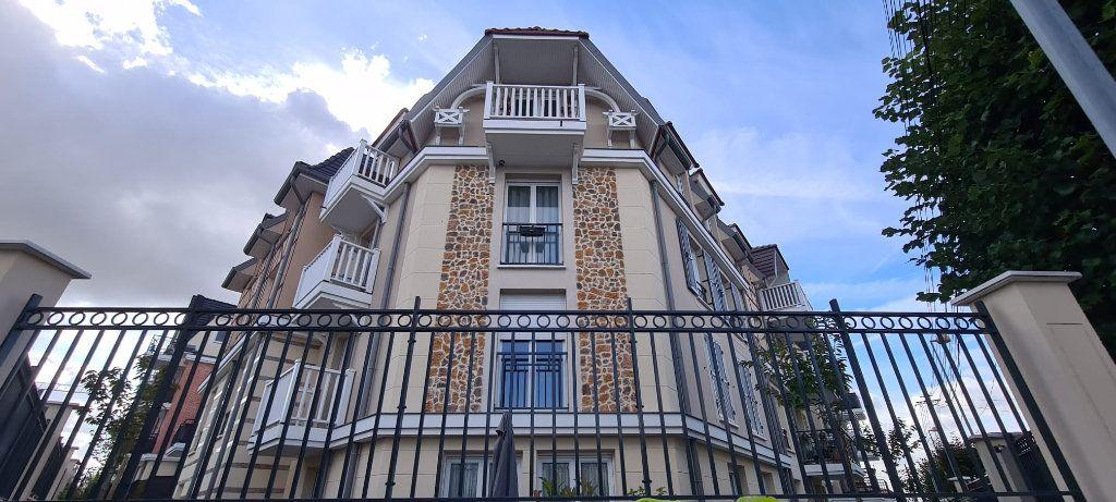 Appartement à vendre 2 38.56m2 à Villiers-sur-Marne vignette-1