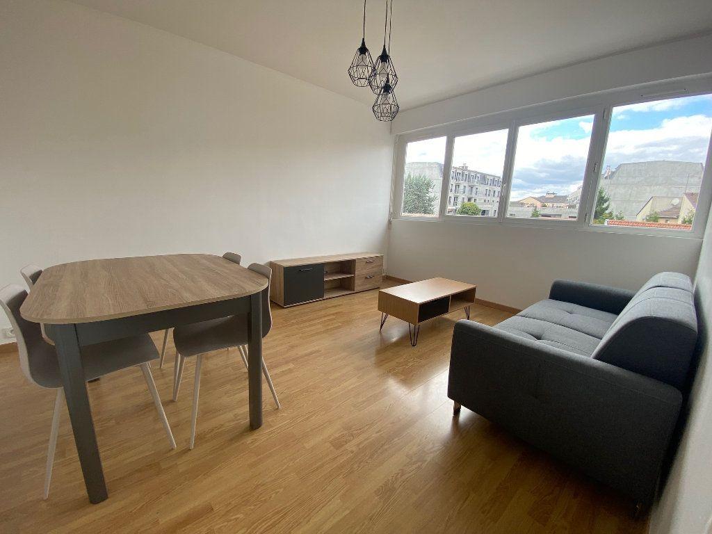 Appartement à louer 2 44.62m2 à Le Plessis-Trévise vignette-1
