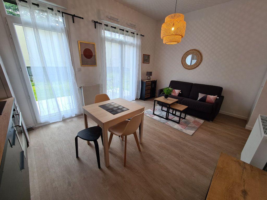 Appartement à louer 1 27.19m2 à Gagny vignette-2