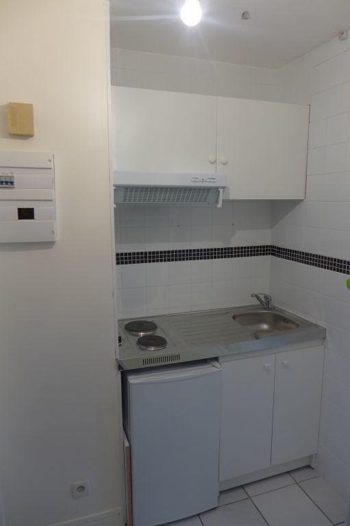 Appartement à louer 1 17.22m2 à Noisy-le-Sec vignette-4