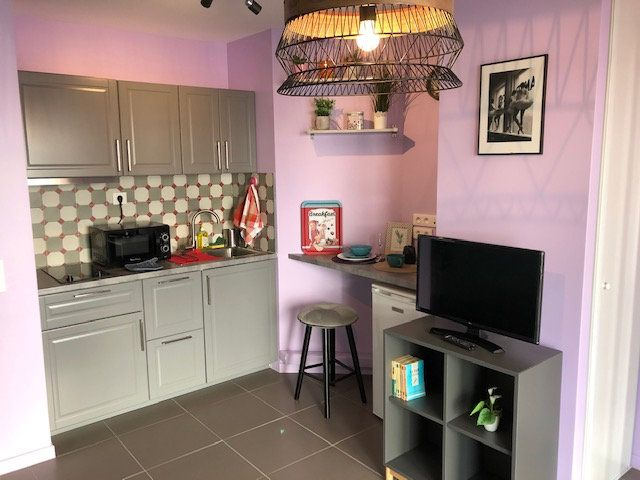 Appartement à louer 1 23.85m2 à Rosny-sous-Bois vignette-6