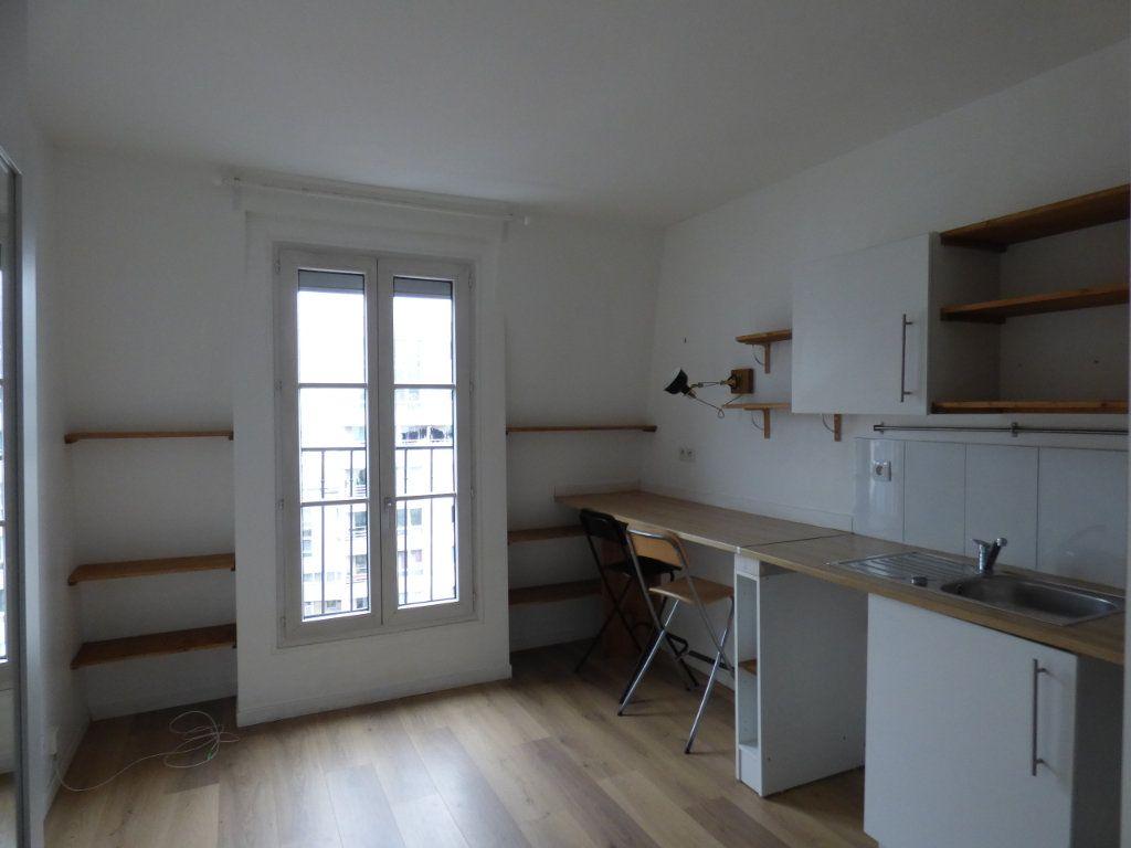 Appartement à vendre 1 13.15m2 à Paris 19 vignette-2