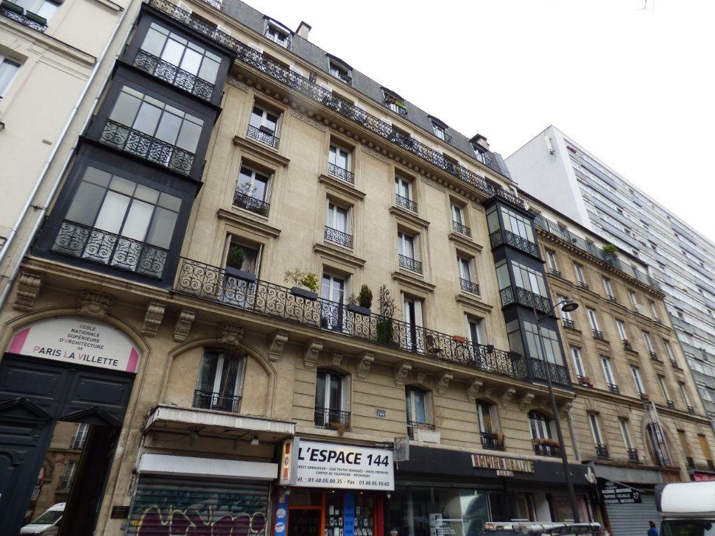Appartement à vendre 1 13.15m2 à Paris 19 vignette-9