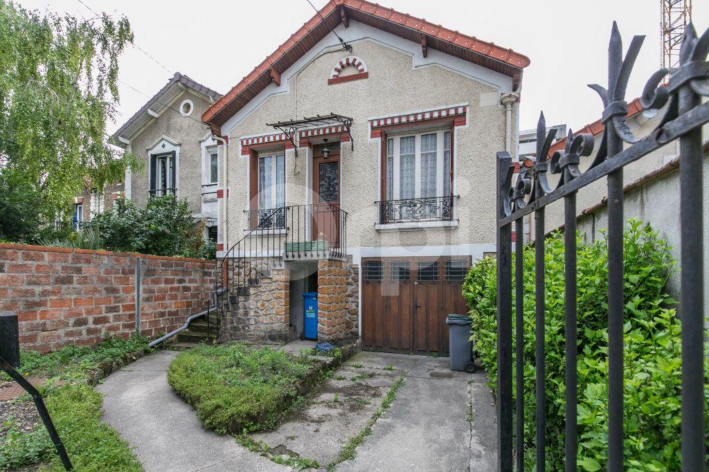 Maison à vendre 4 75m2 à Rosny-sous-Bois vignette-1