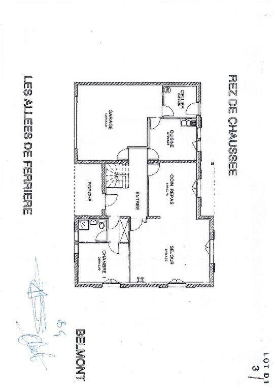 Maison à vendre 8 190m2 à Ozoir-la-Ferrière plan-1