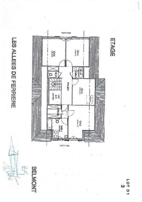 Maison à vendre 8 190m2 à Ozoir-la-Ferrière plan-2
