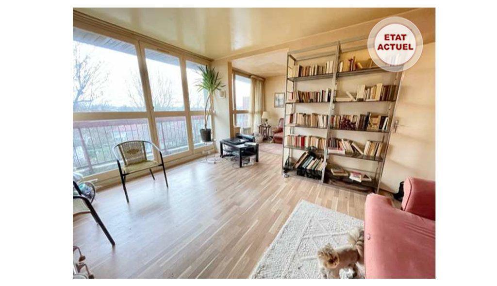 Appartement à vendre 3 80m2 à Gretz-Armainvilliers vignette-3