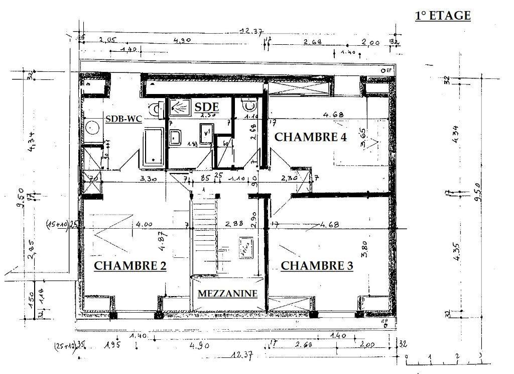 Maison à louer 6 169m2 à Montigny-sur-Loing vignette-12
