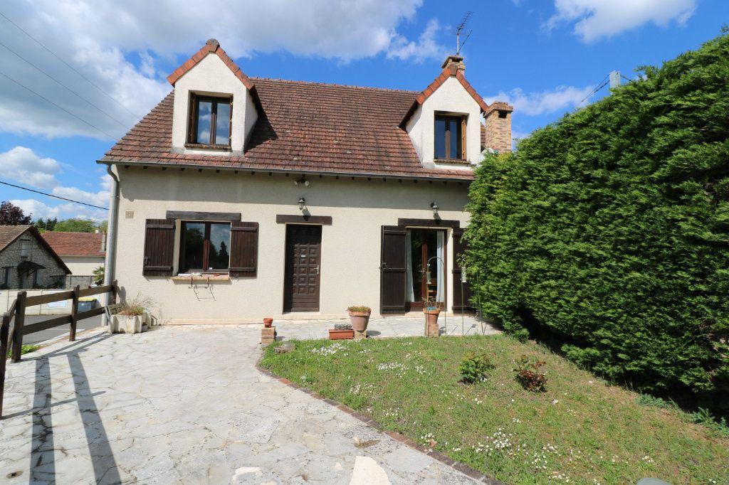 Maison à vendre 6 123m2 à Montigny-sur-Loing vignette-1