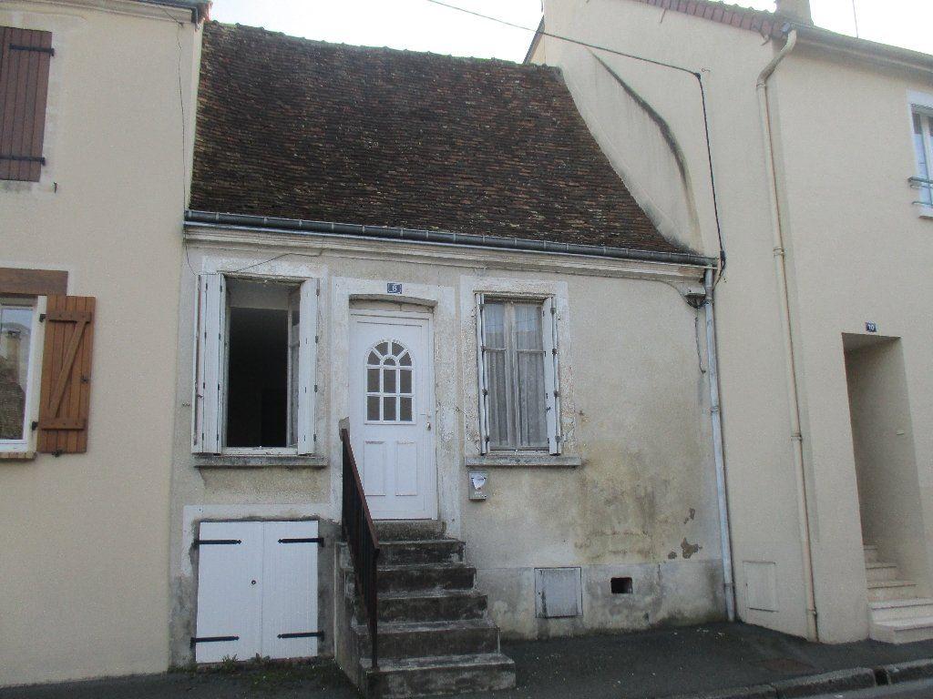 Maison à vendre 2 40m2 à Mamers vignette-1
