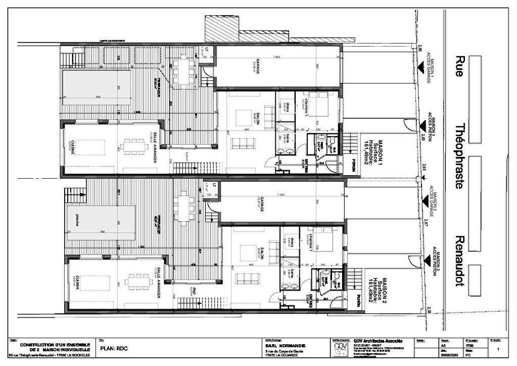 Maison à vendre 5 161.5m2 à La Rochelle vignette-6
