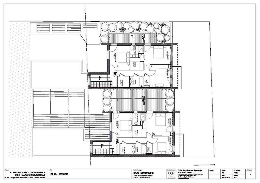 Maison à vendre 5 161.5m2 à La Rochelle vignette-7