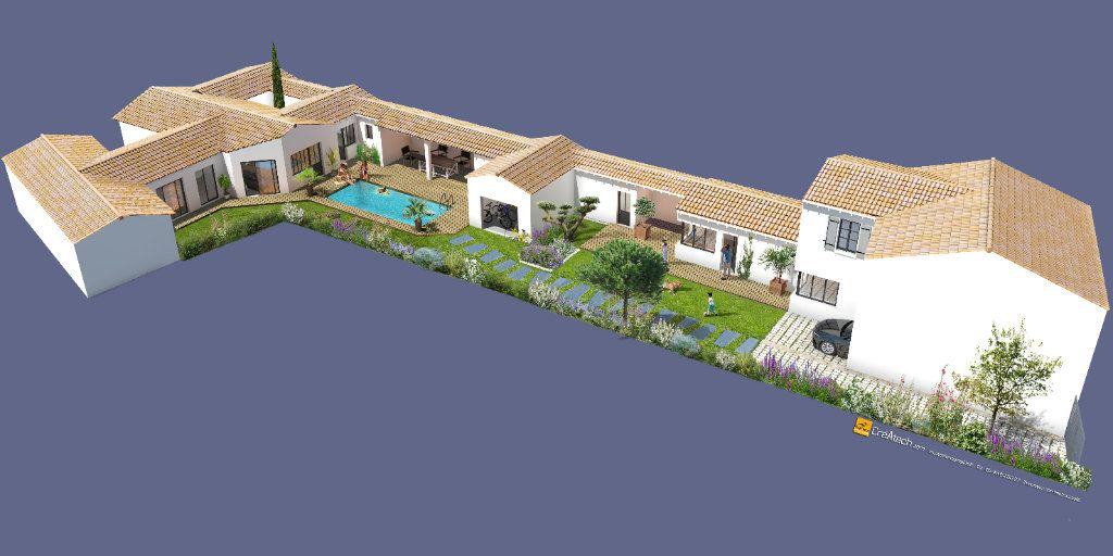 Maison à vendre 12 284m2 à Le Bois-Plage-en-Ré vignette-1