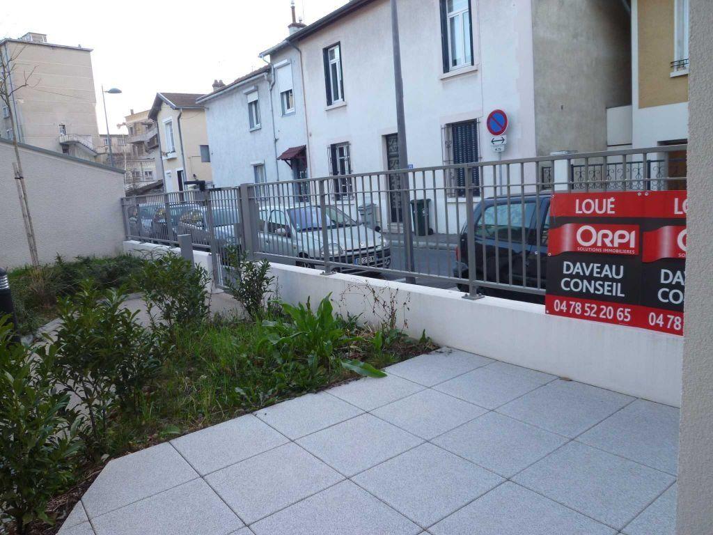 Appartement à louer 2 44.47m2 à Lyon 3 vignette-1