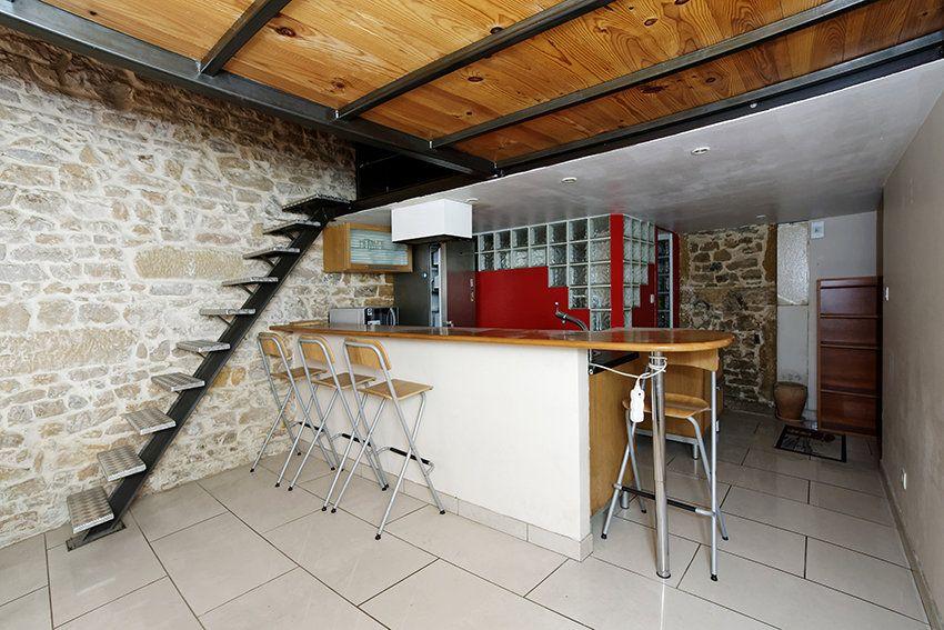 Appartement à louer 2 45.81m2 à Lyon 1 vignette-1