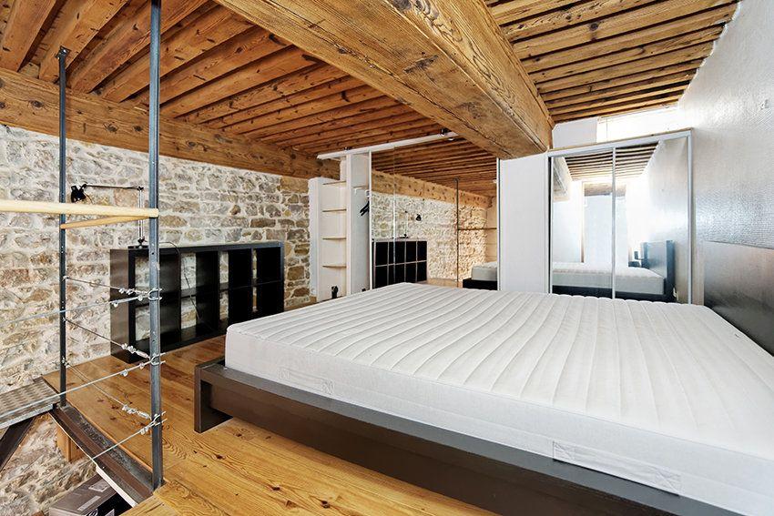 Appartement à louer 2 45.81m2 à Lyon 1 vignette-5