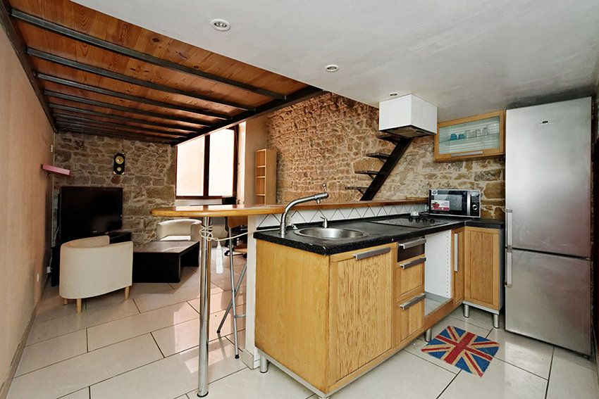 Appartement à louer 2 45.81m2 à Lyon 1 vignette-12