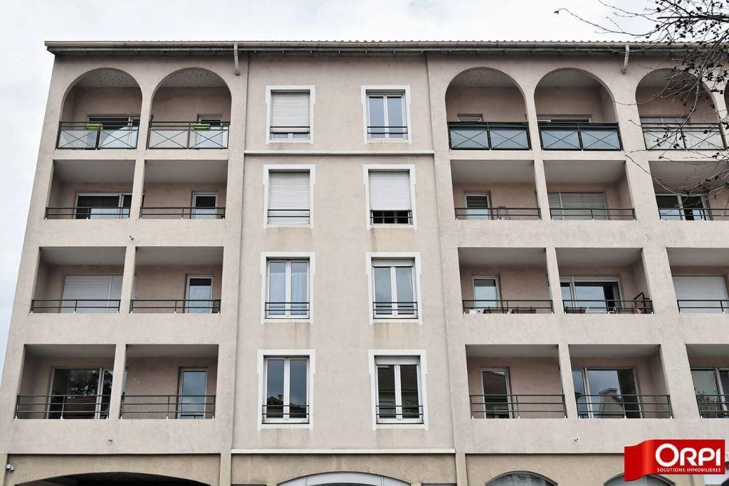 Appartement à louer 1 24.86m2 à Lyon 8 vignette-1