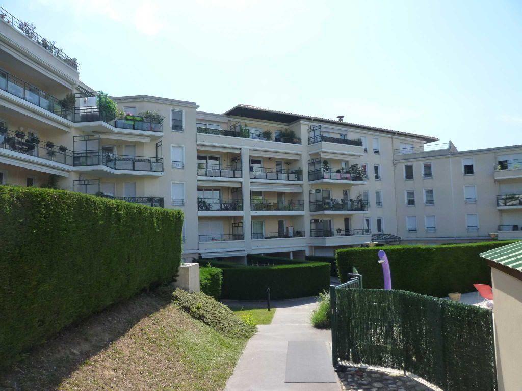 Appartement à louer 2 49.33m2 à Écully vignette-2