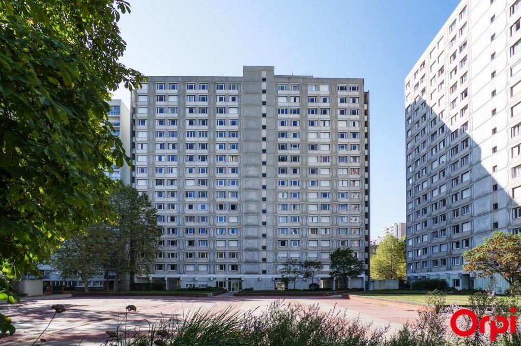 Appartement à louer 1 31.53m2 à Villeurbanne vignette-1