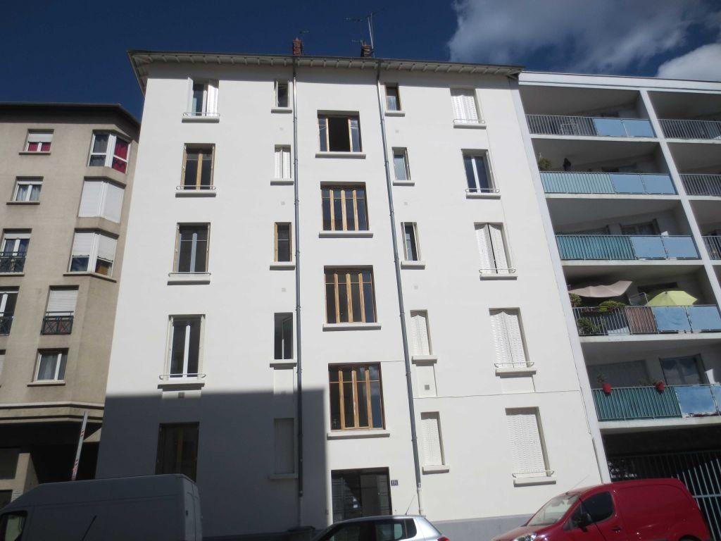 Appartement à louer 1 21.47m2 à Lyon 7 vignette-2