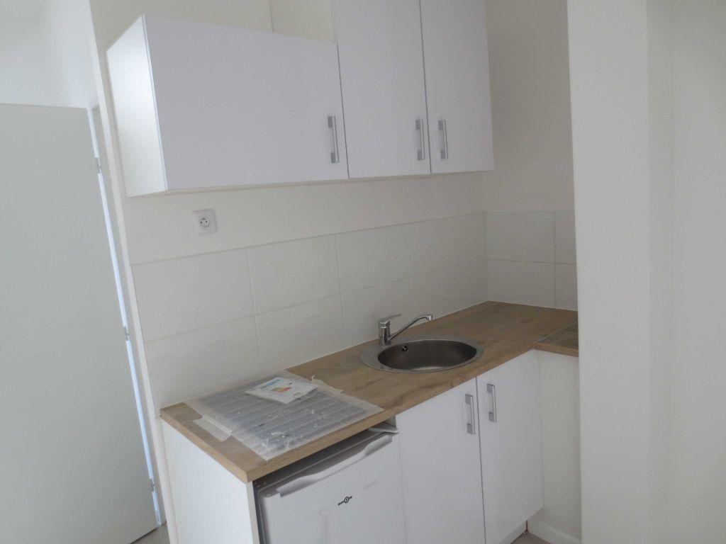 Appartement à louer 1 21.47m2 à Lyon 7 vignette-5