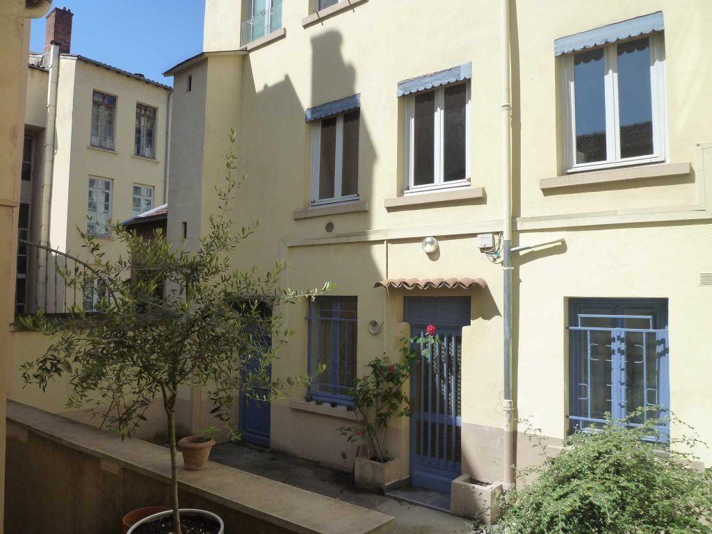 Appartement à louer 1 23.04m2 à Lyon 4 vignette-1