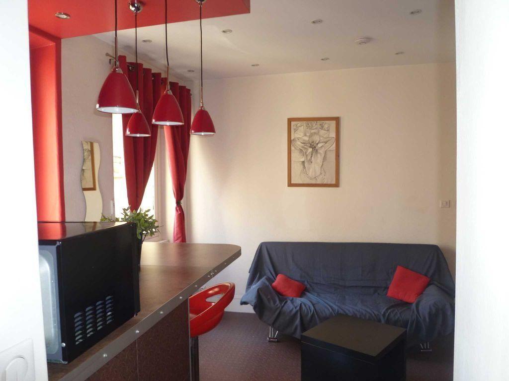 Appartement à louer 1 23.04m2 à Lyon 4 vignette-2