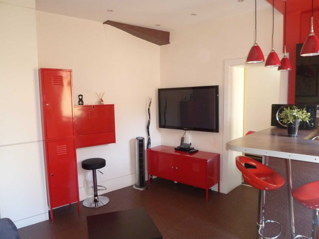 Appartement à louer 1 23.04m2 à Lyon 4 vignette-3