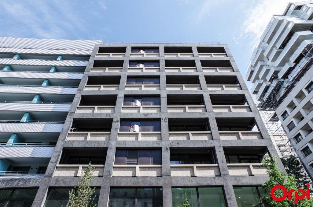 Appartement à louer 1 30.96m2 à Lyon 3 vignette-1