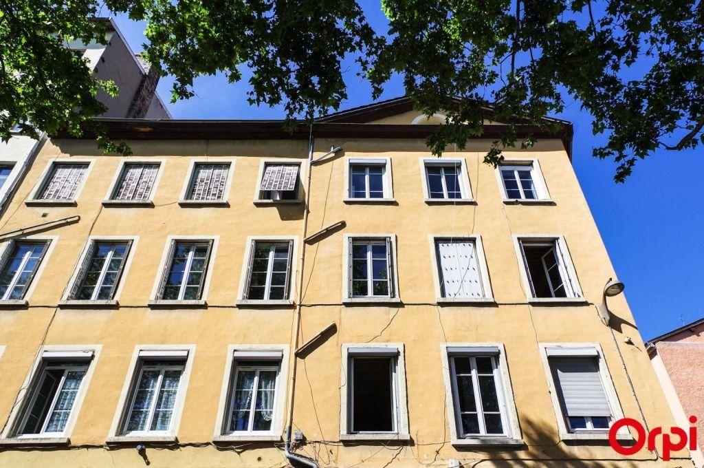 Appartement à louer 1 27.36m2 à Lyon 4 vignette-1