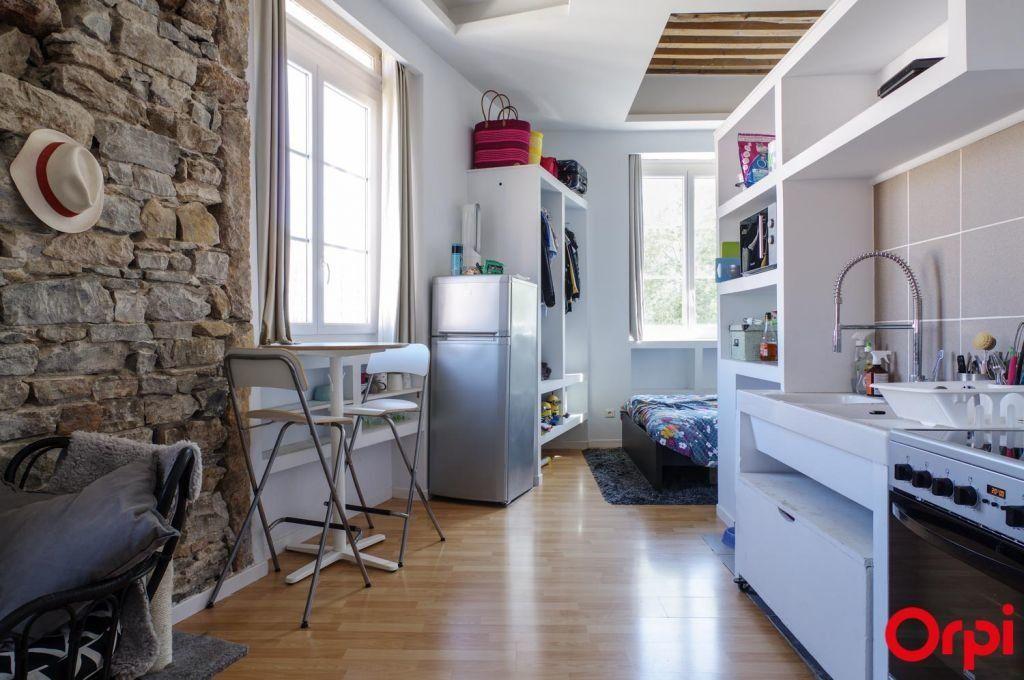 Appartement à louer 1 27.36m2 à Lyon 4 vignette-2