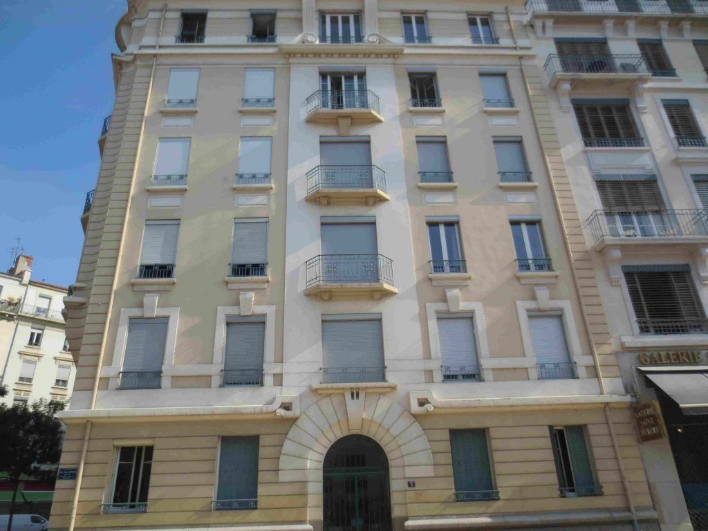 Appartement à louer 1 16.44m2 à Lyon 6 vignette-1