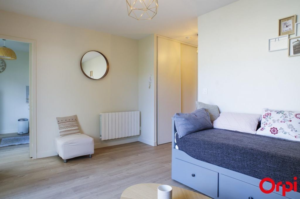 Appartement à louer 1 27.8m2 à Lyon 3 vignette-3