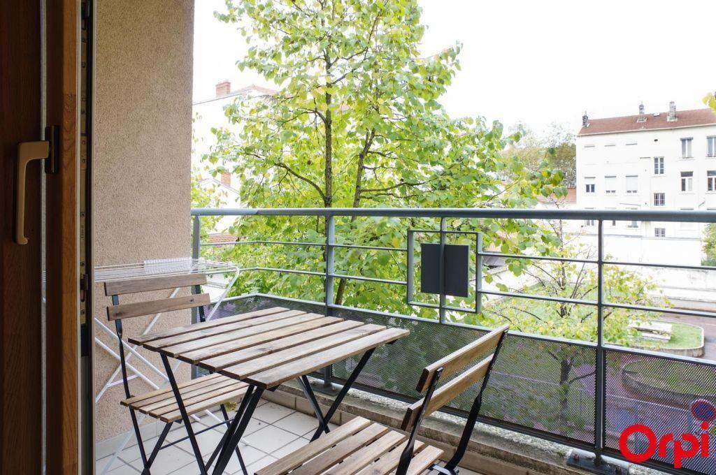 Appartement à louer 1 27.8m2 à Lyon 3 vignette-7