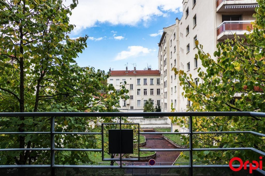 Appartement à louer 1 27.8m2 à Lyon 3 vignette-9