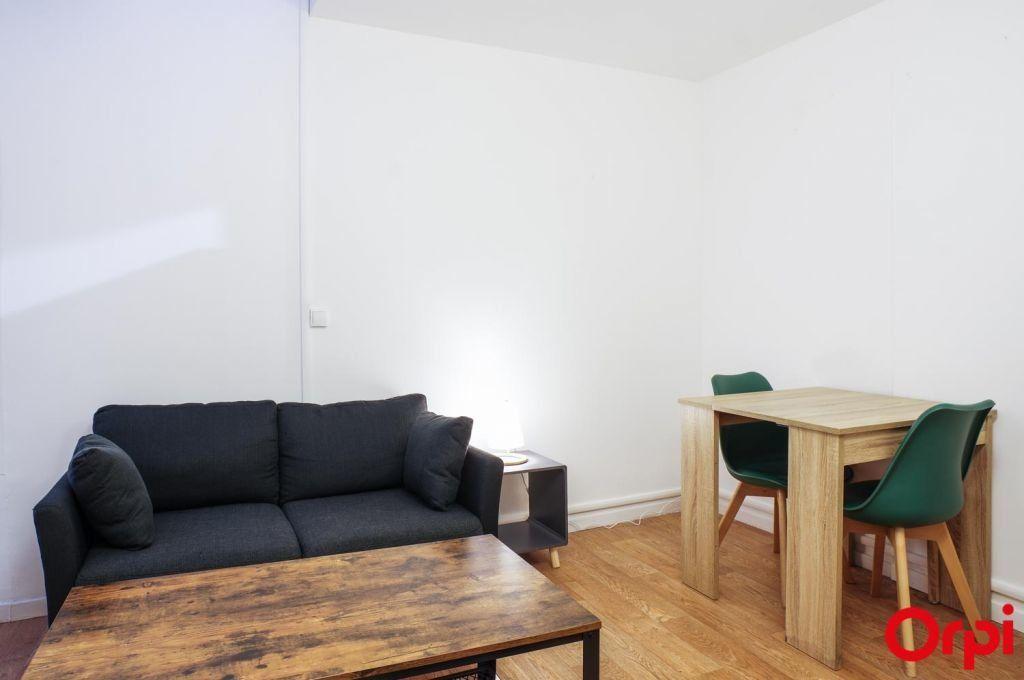 Appartement à louer 1 17.9m2 à Lyon 6 vignette-1