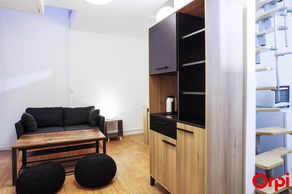 Appartement à louer 1 17.9m2 à Lyon 6 vignette-2