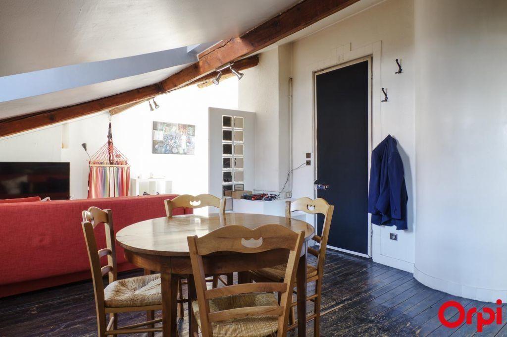 Appartement à louer 2 37.5m2 à Lyon 3 vignette-2