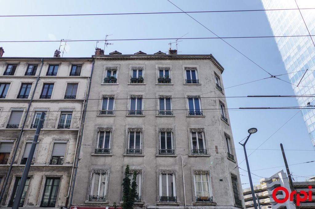 Appartement à louer 2 37.5m2 à Lyon 3 vignette-10