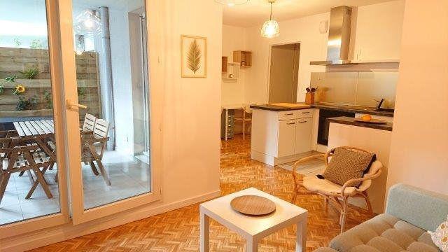 Appartement à louer 1 33.5m2 à Lyon 7 vignette-1