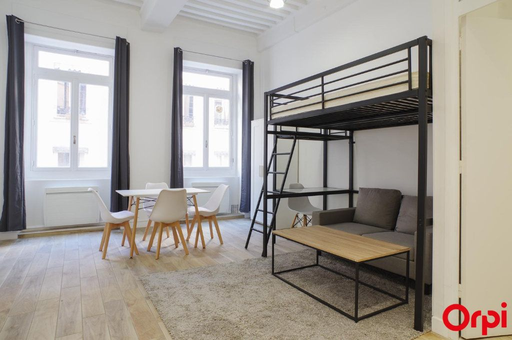 Appartement à louer 1 33m2 à Lyon 1 vignette-7