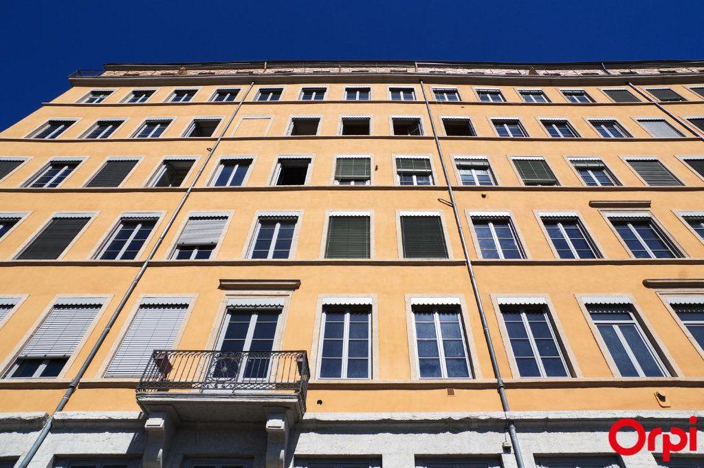 Appartement à louer 1 33m2 à Lyon 1 vignette-11