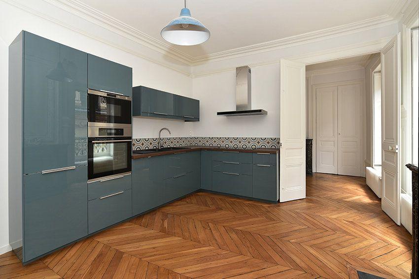 Appartement à louer 3 109.41m2 à Lyon 1 vignette-3