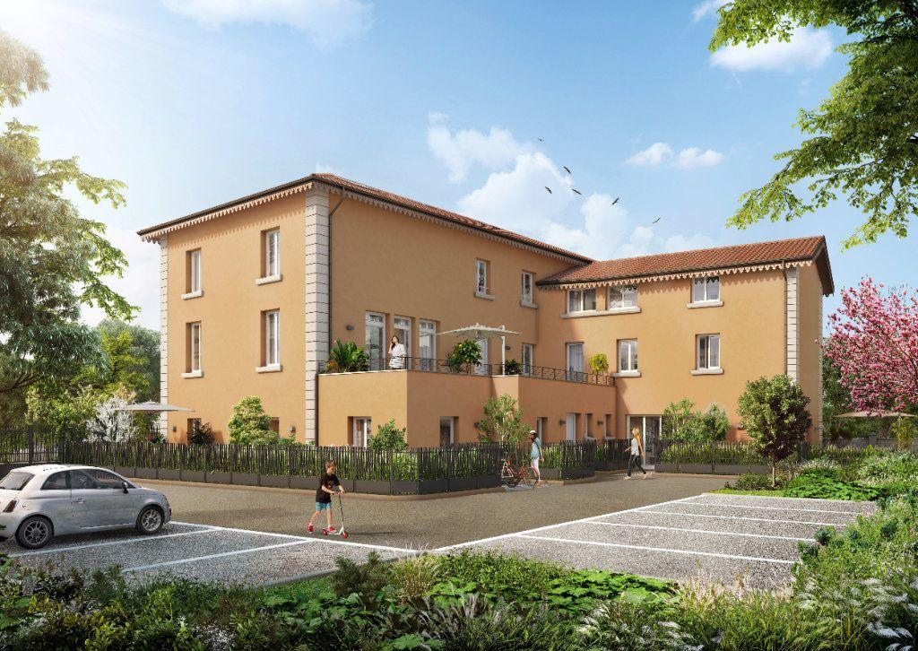 Appartement à vendre 2 38m2 à Collonges-au-Mont-d'Or vignette-1