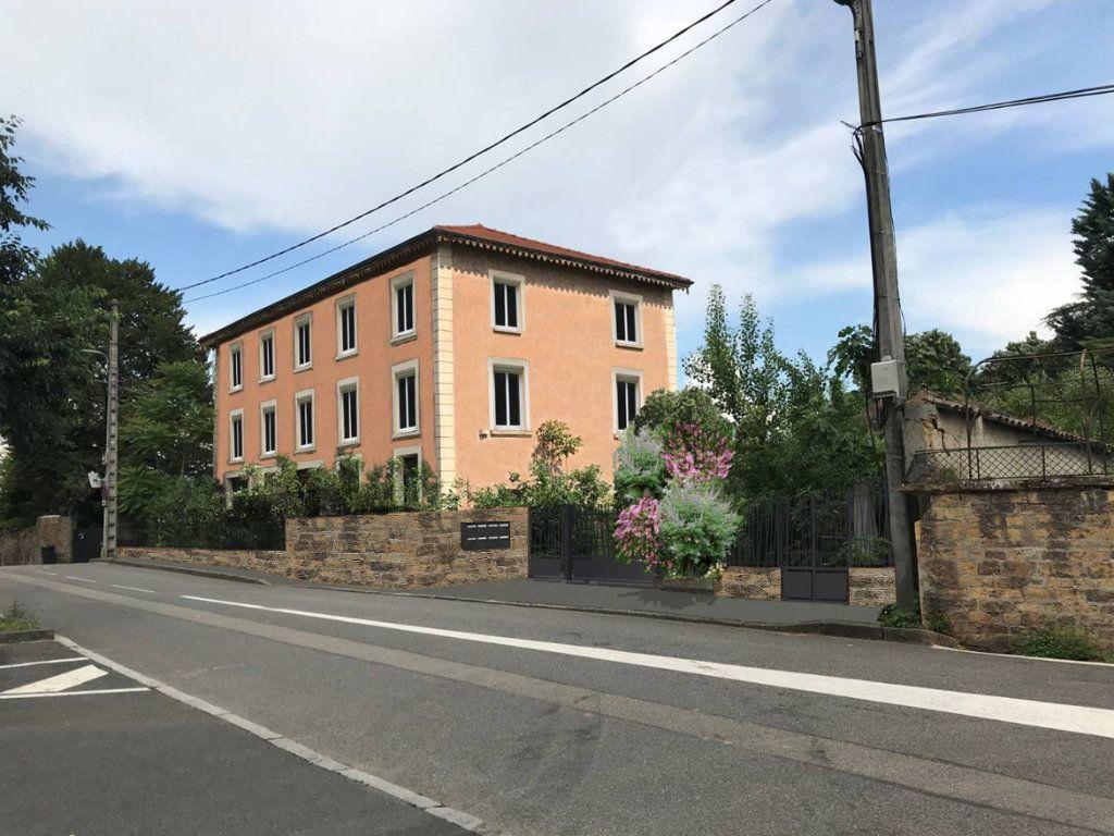 Appartement à vendre 2 38m2 à Collonges-au-Mont-d'Or vignette-2
