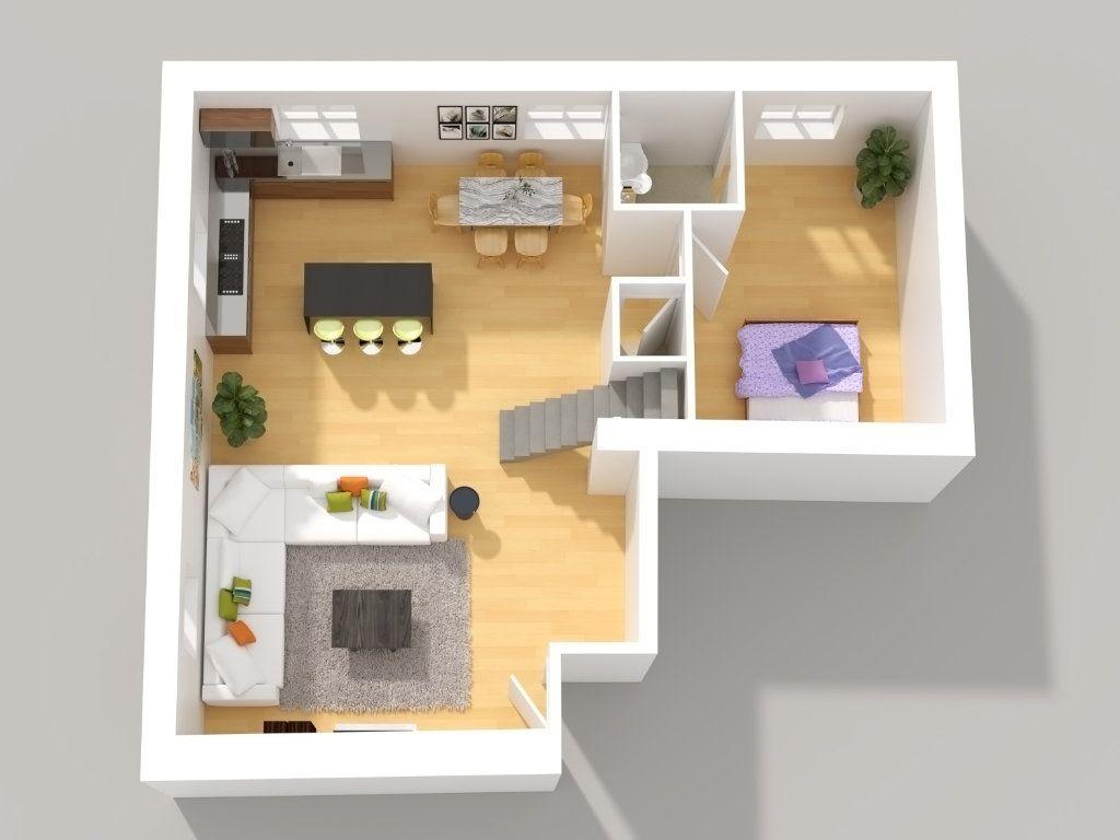 Appartement à vendre 3 77m2 à Collonges-au-Mont-d'Or vignette-2