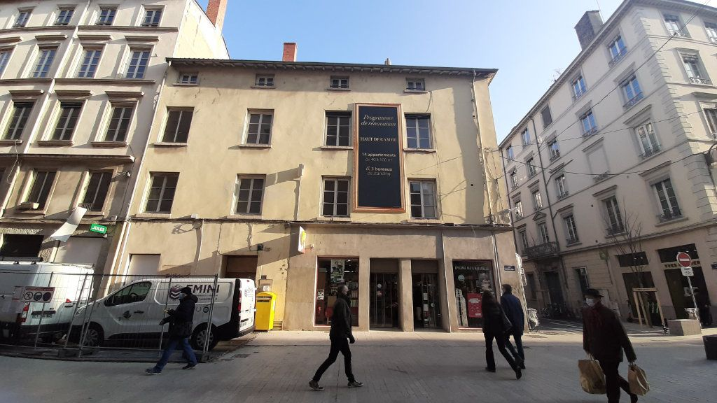 Appartement à vendre 2 54m2 à Lyon 2 vignette-2
